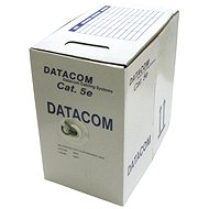 Datacom, licna (lanko), CAT5E, UTP, 305 m/box - Sieťový kábel