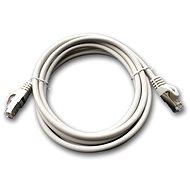 Datacom Patch cord S/FTP CAT6A 2 m sivý - Sieťový kábel