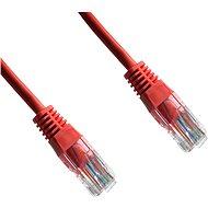 Datacom Patch cord UTP CAT5E 1,5 m oranžový - Sieťový kábel