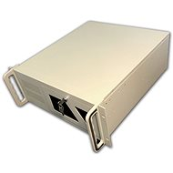 "DATACOM 19"" Case IPC 4U/485 mm GY bez PSU - PC skrinka"