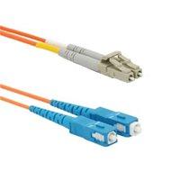 DATACOM LC-SC 09/125 SM 20 m duplex - Optický kábel