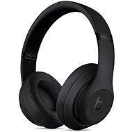 Beats Studio 3 Wireless - matte black - Slúchadlá s mikrofónom