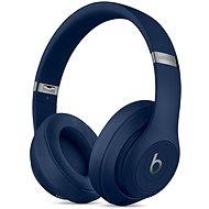 Beats Studio3 Wireless – modré - Bezdrôtové slúchadlá