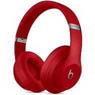 Bezdrôtové slúchadlá Beats Studio3 Wireless – červené