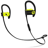 Beats Powerbeats 3 Wireless, shock yellow - Slúchadlá s mikrofónom