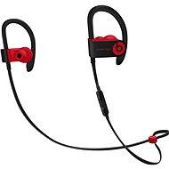 Beats PowerBeats3 Wireless – vyvzdorované čierno-červená - Slúchadlá s mikrofónom