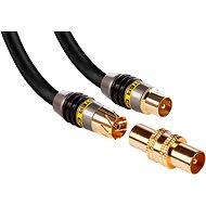 MONSTER Koaxiálny kábel Quad 3m - Anténny kábel