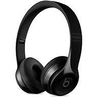Beats Solo3 Wireless – gloss black - Slúchadlá