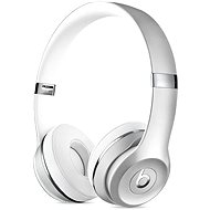 Beats Solo3 Wireless - silver - Bezdrôtové slúchadlá
