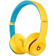 Beats Solo3 Wireless - Beats Club Collection - Club žlté