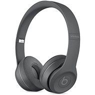 Beats Solo3 Wireless - Asphalt Gray - Slúchadlá