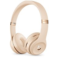 Beats Solo3 Wireless – saténovo zlaté - Bezdrôtové slúchadlá