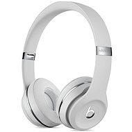 Beats Solo3 Wireless – saténovo strieborné