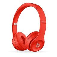 Beats Solo3 Wireless Headphones – červené - Bezdrôtové slúchadlá