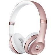 Beats Solo3 Wireless Headphones – ružovo zlaté - Bezdrôtové slúchadlá