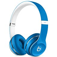 Beats Solo2 Luxe Edition - Blue - Slúchadlá