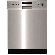 MORA VM 633 X - Vstavaná umývačka riadu
