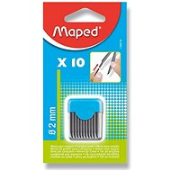 Maped náhradné tuhy 2 mm – balenie 10 ks