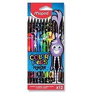 Maped Color´Peps Monster bezdrevné 12 farieb