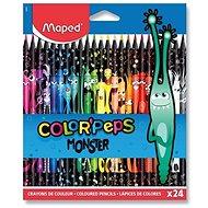 Maped Color´Peps Monster bezdrevné 24 farieb