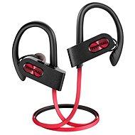 MPOW Flame 2 – červeno-čierne - Bezdrôtové slúchadlá