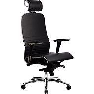MERCURY STAR Samurai K-3 čierna - Kancelárska stolička