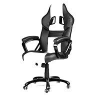 MERCURY STAR Monaco čierno/biela - Kancelárska stolička