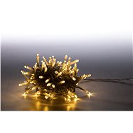 Marimex Lighting chain 100 LED 5 m - colour - transparent cable - 8 functions - Christmas Lights