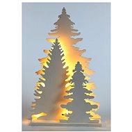 Marimex Decor Nature Bielý les - Vianočné osvetlenie