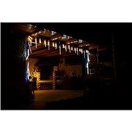 Marimex Cencúle 30 ks rôzne veľkosti, tečúci efekt - Vianočné osvetlenie