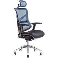 Merope SP modrá - Kancelárska stolička