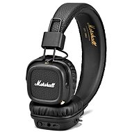 Marshall Major II Bluetooth – Black - Bezdrôtové slúchadlá