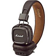 Marshall Major II Bluetooth - Brown - Bezdrôtové slúchadlá
