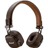 Marshall Major III Bluetooth hnedé - Slúchadlá s mikrofónom
