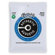 MARTIN Authentic SP 92/8 Phosphor Bronze Extra Light - Strings