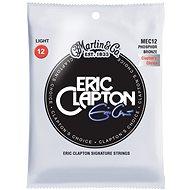 MARTIN Eric Clapton 92/8 Phosphor Bronze Light - Struny