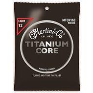 MARTIN Titanium Core Light - Struny
