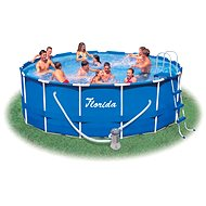 Bazén Florida 4,57 x 1,22 m s kartušovou filtráciou - Bazén
