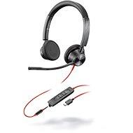 Slúchadlá Poly BLACKWIRE 3325, USB-C + 3,5 mm