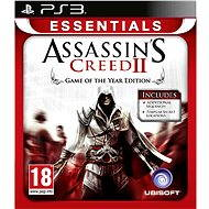 PS3 - Assassin's Creed II (Essentials Edition) - Hra na konzolu