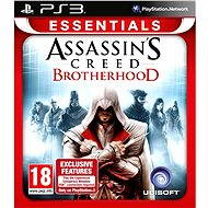 Assassins Creed: Brotherhood (Essentials Edition) - PS3 - Hra na konzolu