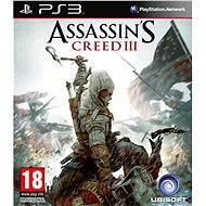 Assassin's Creed III – PS3 - Hra na konzolu