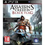 PS3 - Assassin's Creed IV: Black Flag - Hra na konzolu