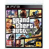 Grand Theft Auto V – PS3 - Hra na konzolu