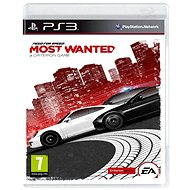Need for Speed: Most Wanted (2012) - PS3 - Hra na konzolu