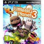 PS3 - LittleBigPlanet 3 - Hra pre konzolu