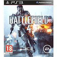 PS3 - Battlefield 4 - Hra na konzolu