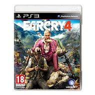 PS3 - Far Cry 4 - Hra na konzolu