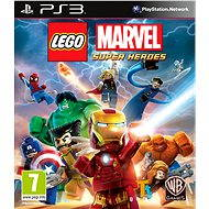 LEGO Marvel Super Heroes - PS3 - Hra na konzolu