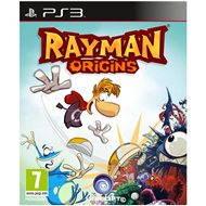PS3 - Rayman Origins - Hra na konzolu